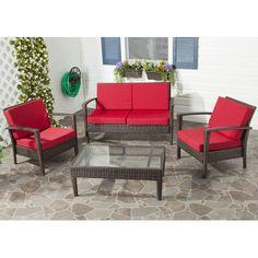 Bộ bàn ghế Sofa mây nhựa TT30