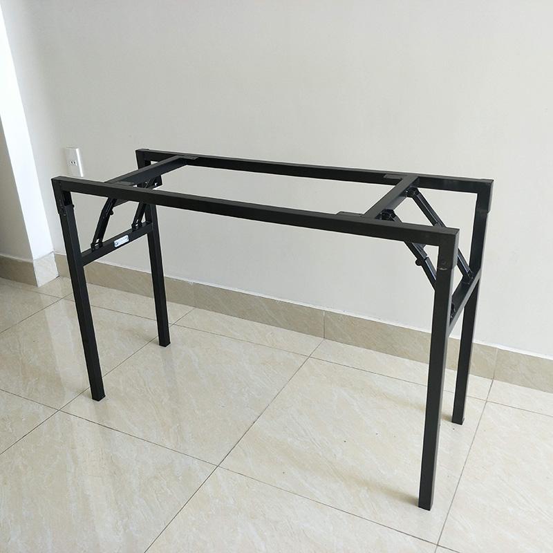Khung bàn sắt gấp sơn tĩnh điện
