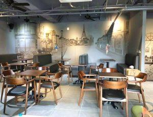 Gợi ý những mẫu bàn ghế quán cafe quán văn phòng ấn tượng nhất
