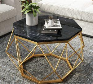 Ngắm nhìn 4 mẫu bàn ghế café kim cương sang trọng