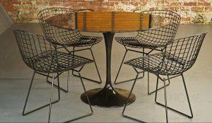Top ghế café tựa lưới khung sắt mẫu mới, sang trọng năm 2021